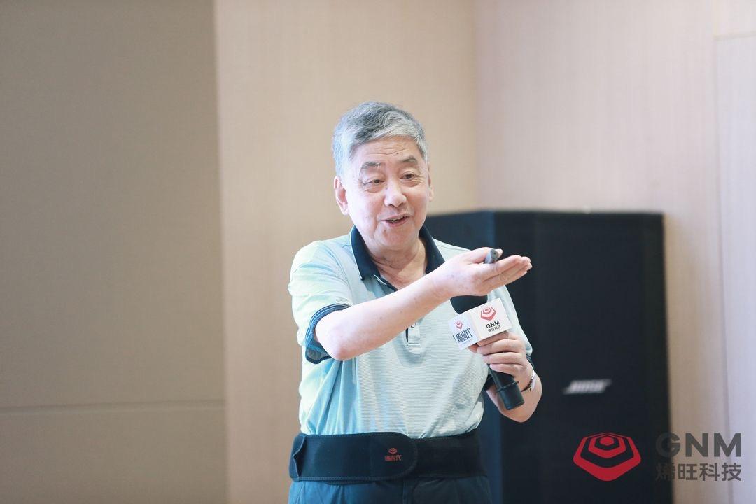 烯旺科技董事长冯冠平教授