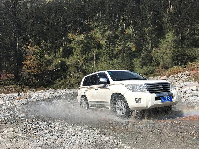 自驾西藏经历