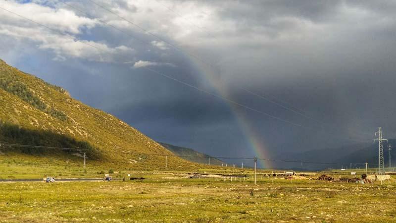 318川藏线自驾游经历